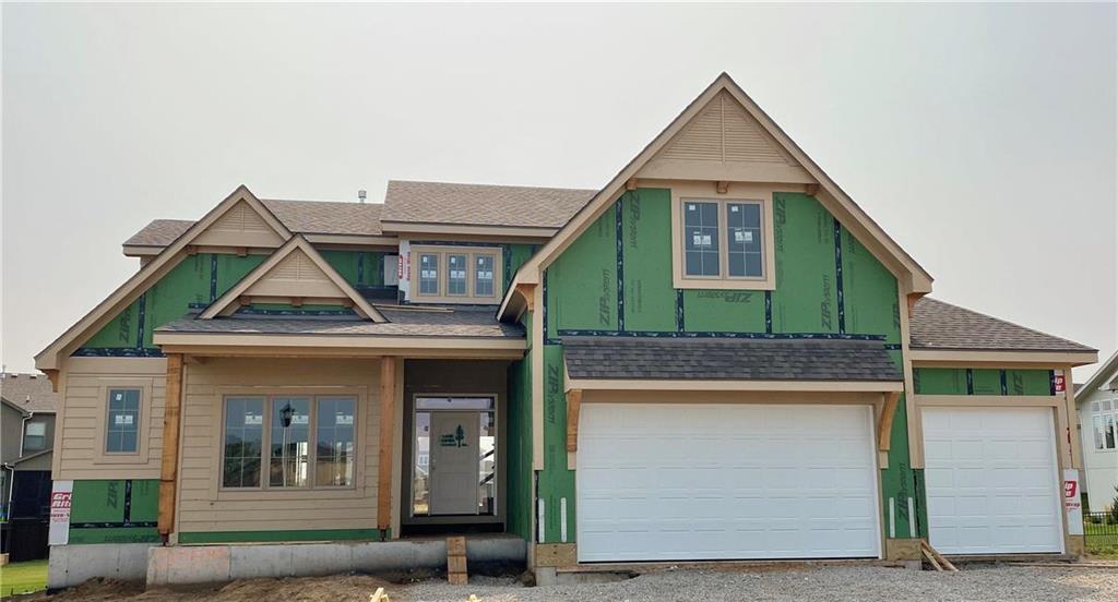 20595 W 110th Street Property Photo - Olathe, KS real estate listing