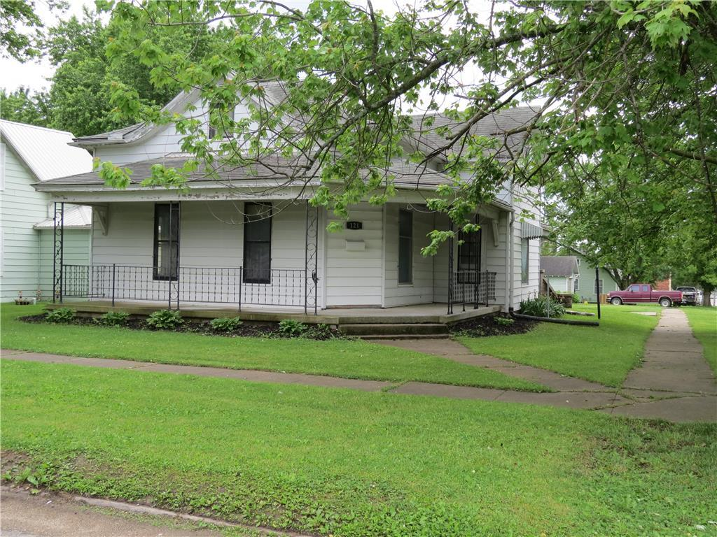 121 W Third Street Property Photo - Stanberry, MO real estate listing
