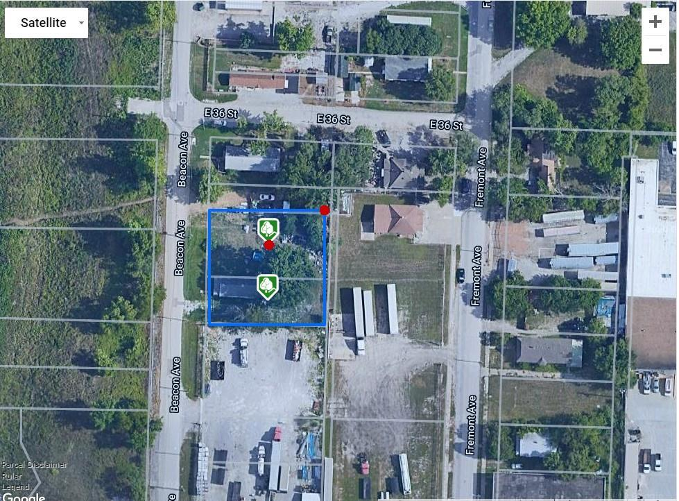 3613 Beacon Avenue Property Photo - Kansas City, MO real estate listing