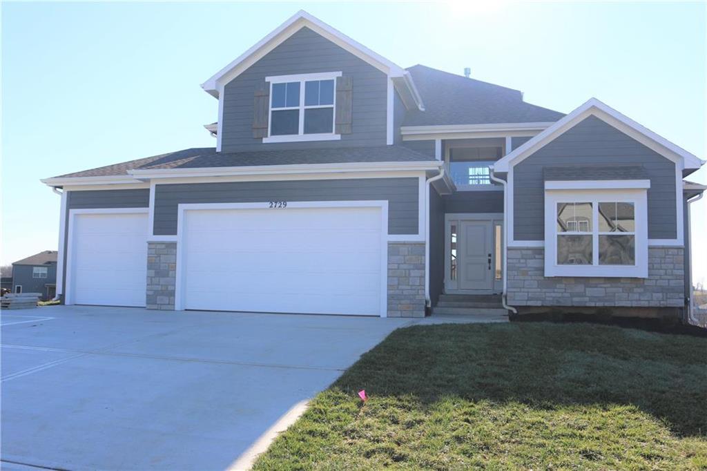 2729 W Concord Drive Property Photo - Olathe, KS real estate listing