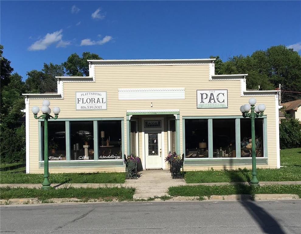 205 N East Street Property Photo - Plattsburg, MO real estate listing
