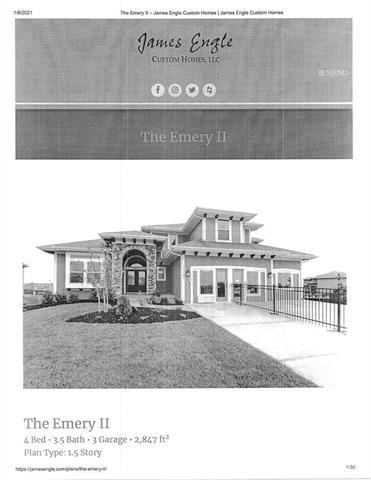 16646 S Lichtenauer Drive Property Photo - Olathe, KS real estate listing