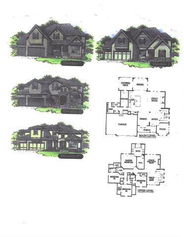 25203 W 92nd Street Property Photo - Lenexa, KS real estate listing
