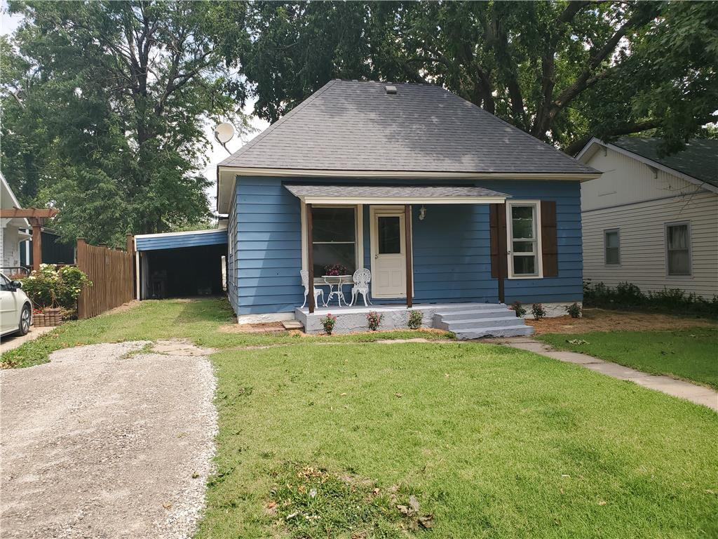 1028 Pacific Street Property Photo - Osawatomie, KS real estate listing