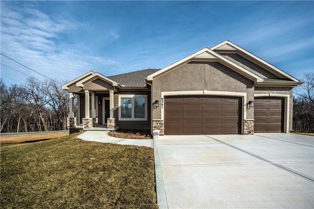 8317 Laramie Street Property Photo - De Soto, KS real estate listing