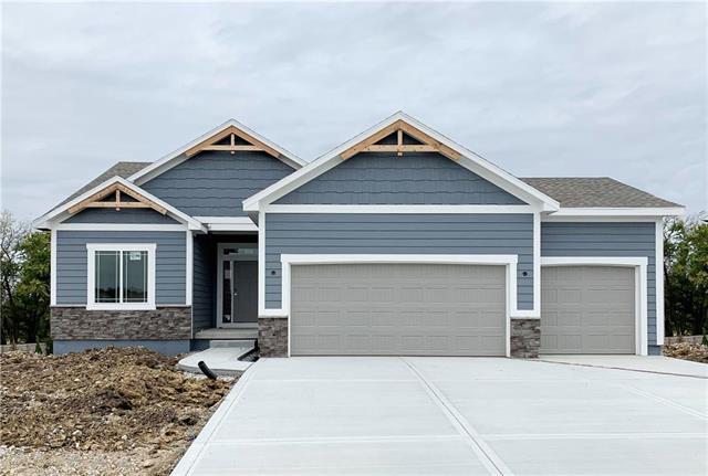 2918 SW Arboridge Drive Property Photo - Lee's Summit, MO real estate listing