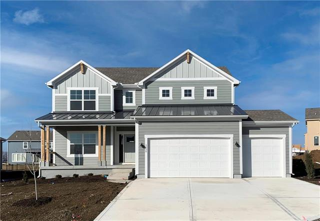 1524 SW Sugar Tree Drive Property Photo - Lee's Summit, MO real estate listing