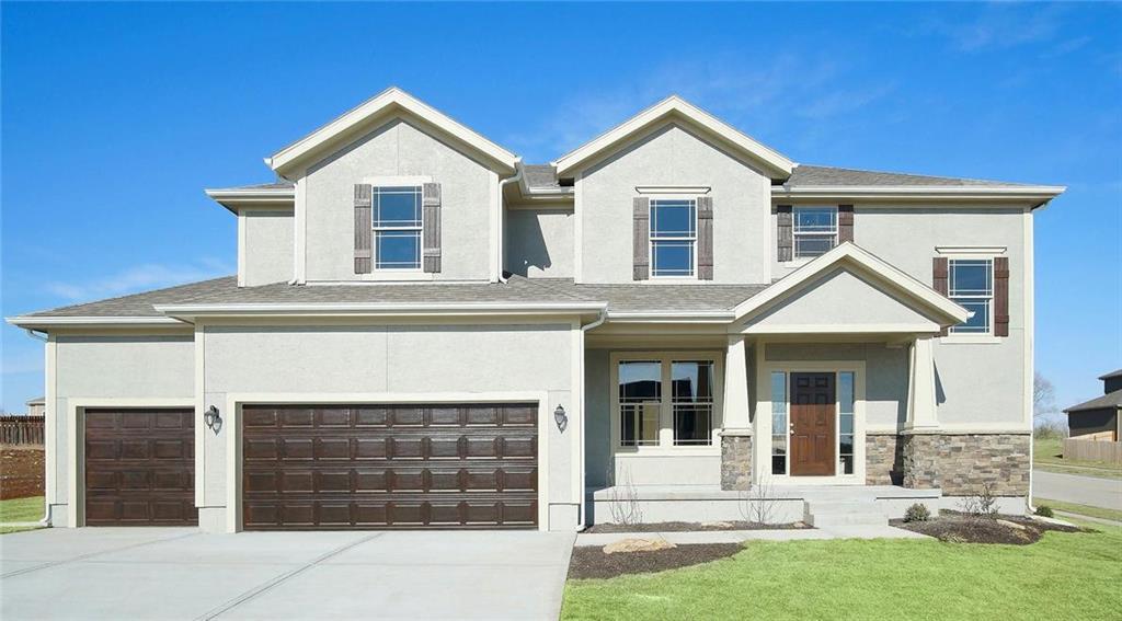 2988 W sitka Drive Property Photo - Olathe, KS real estate listing