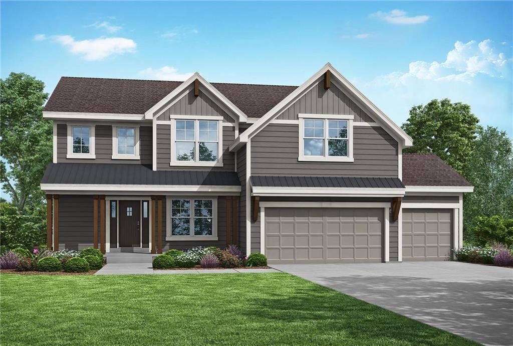 3008 SW Arboridge Drive Property Photo - Lee's Summit, MO real estate listing