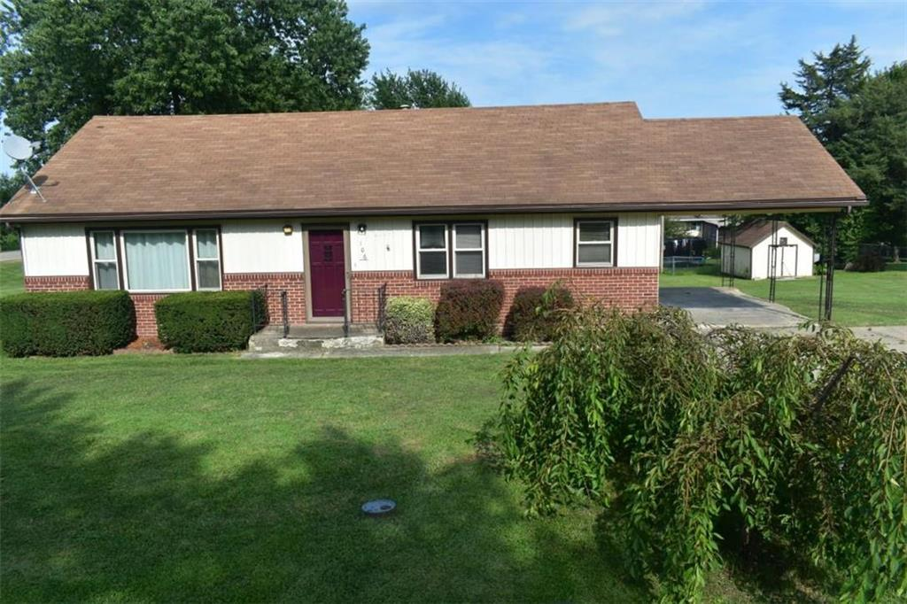 106 Oak Street Property Photo - Nortonville, KS real estate listing