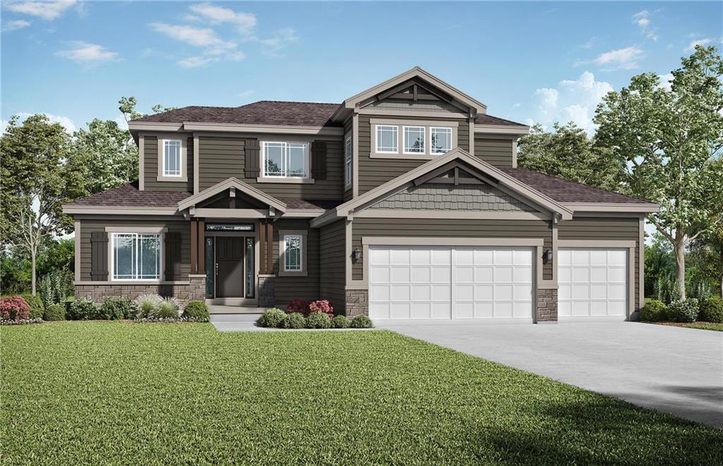 3100 SW Arboridge Drive Property Photo - Lee's Summit, MO real estate listing