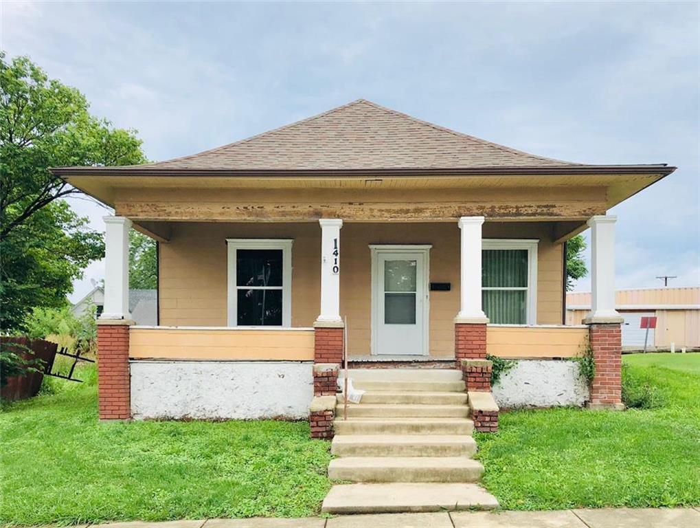 1410 Chestnut Street Property Photo - Trenton, MO real estate listing