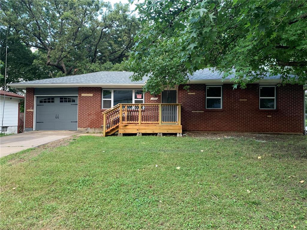 1511 N 62nd Street Property Photo - Kansas City, KS real estate listing