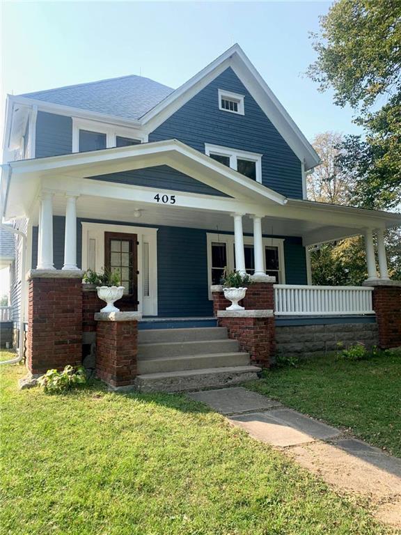 405 Milwaukee Street Property Photo - Polo, MO real estate listing