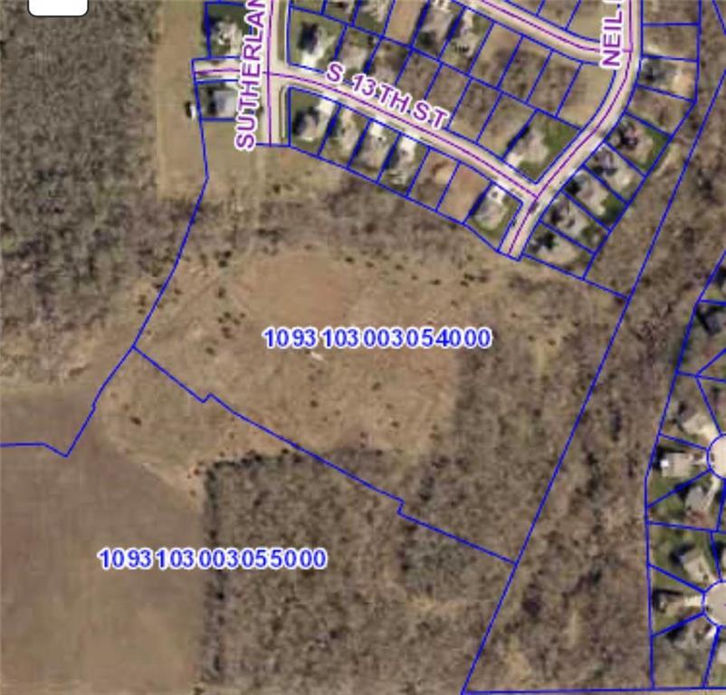 Sutherland Street Property Photo - Louisburg, KS real estate listing