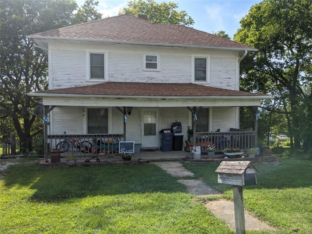 203 S College Avenue Property Photo - Princeton, MO real estate listing