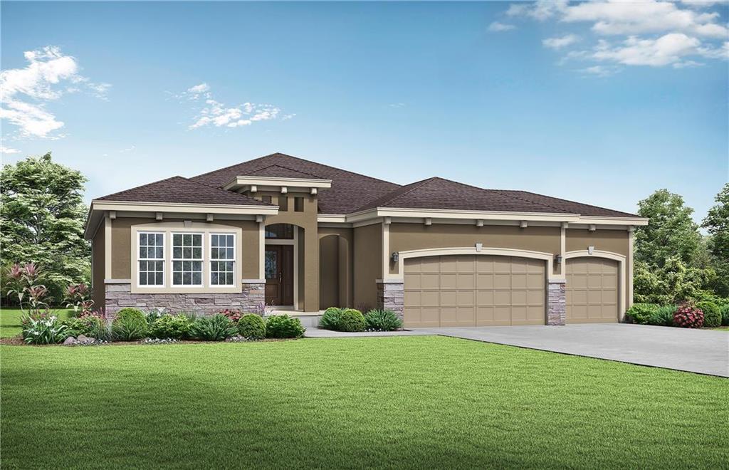 3016 SW Arboridge Drive Property Photo - Lee's Summit, MO real estate listing