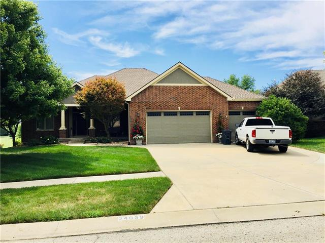 24093 Saint Andrews Court Property Photo - Paola, KS real estate listing