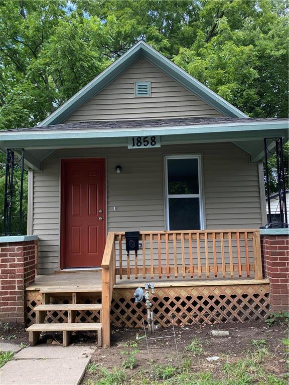 1858 N 27th Street Property Photo