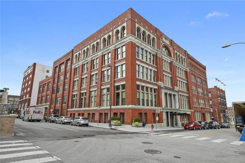 612 CENTRAL Street #207 Property Photo - Kansas City, MO real estate listing