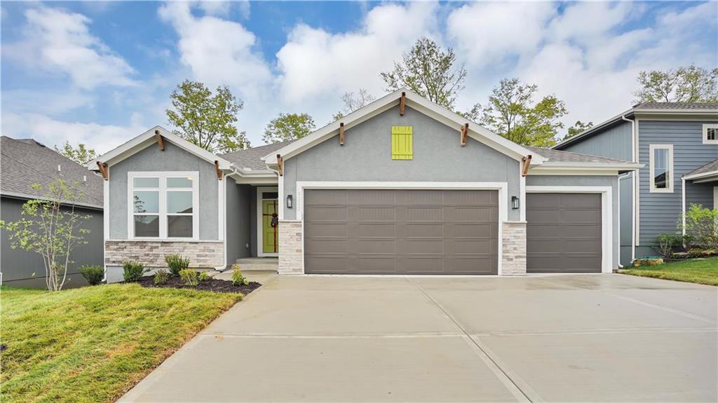 8501 Laramie Street Property Photo - De Soto, KS real estate listing
