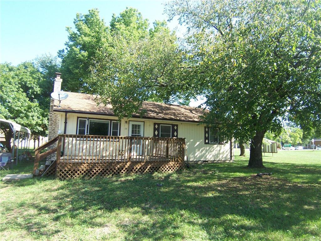 114 Spruce Street Property Photo - Mound City, KS real estate listing