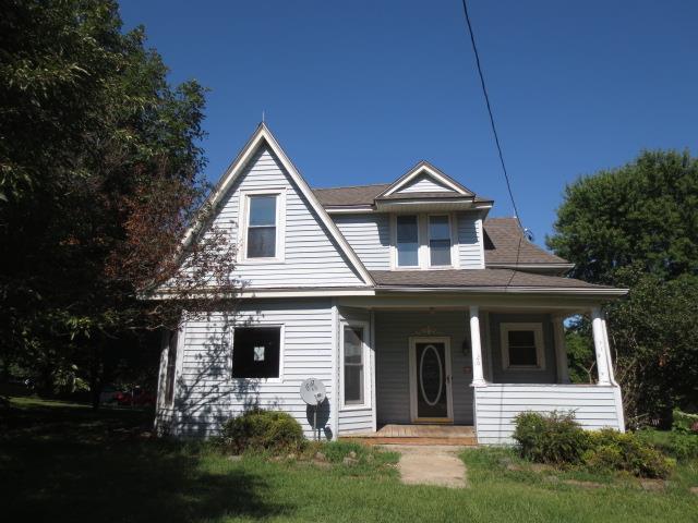 126 Elm Street Property Photo - Nortonville, KS real estate listing