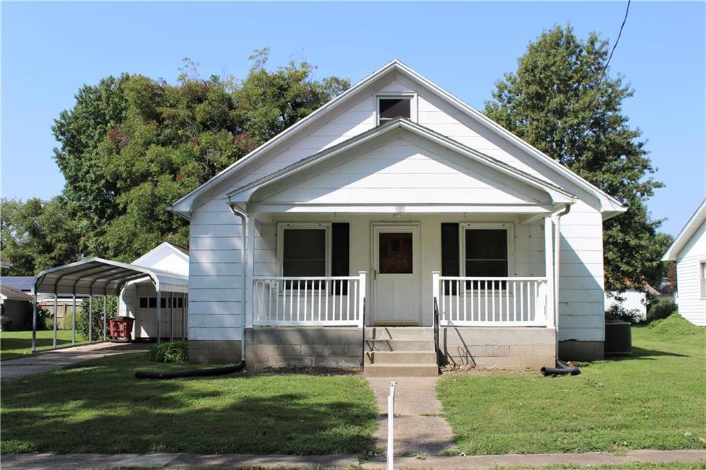 204 N Zeysing Avenue Property Photo - Alma, MO real estate listing