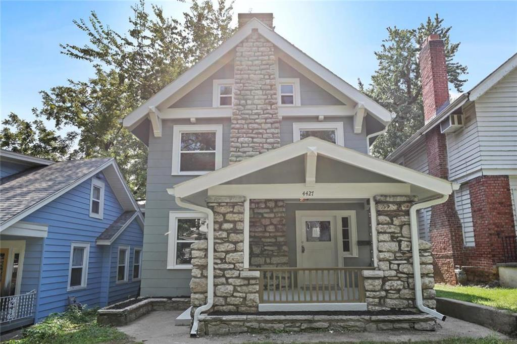 4427 Windsor Avenue Property Photo - Kansas City, MO real estate listing