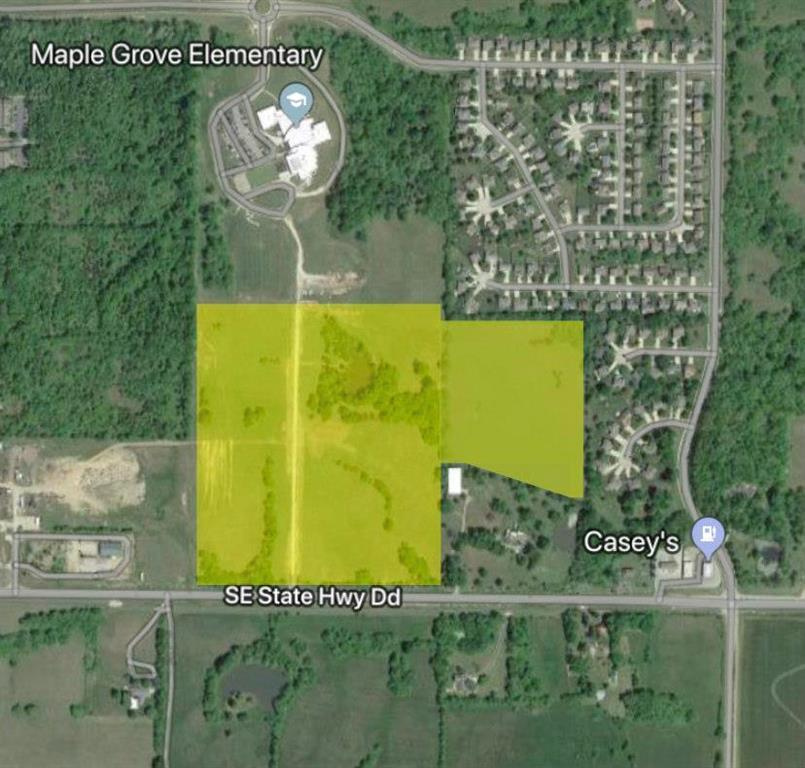 TBD E Hale Lake Road Property Photo - Warrensburg, MO real estate listing