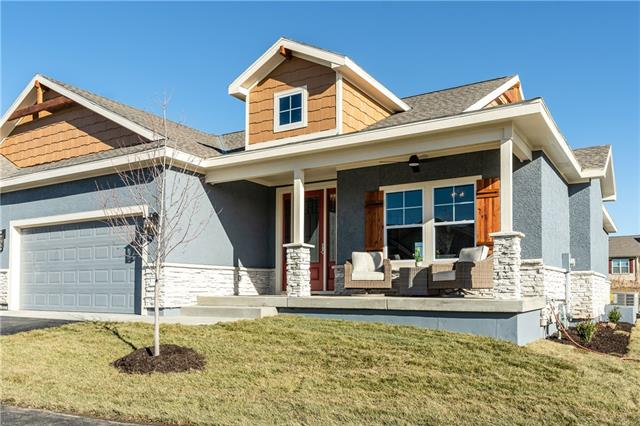 11746 S Deer Run Street #6 Property Photo - Olathe, KS real estate listing