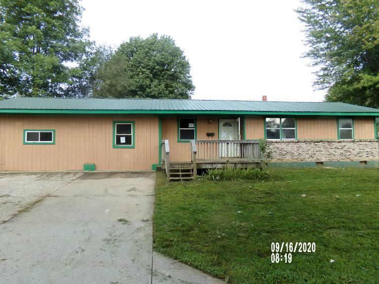 2007 McKinley Street Property Photo - Lexington, MO real estate listing