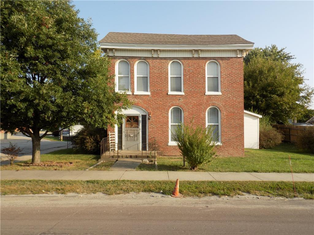 211 Main Street Property Photo - Maysville, MO real estate listing