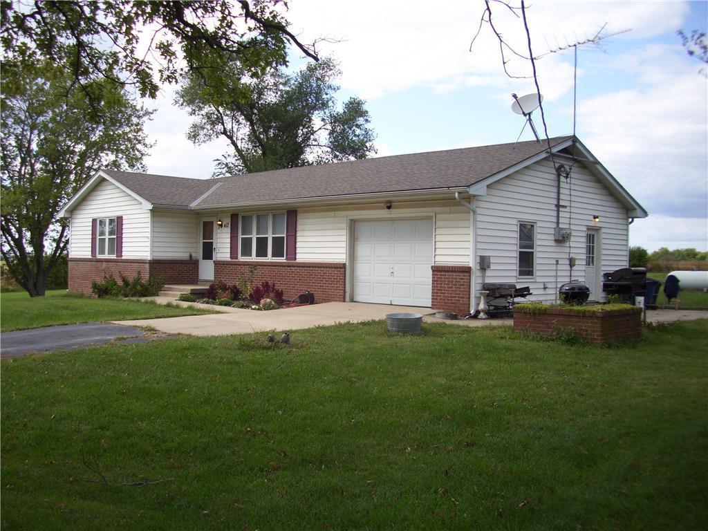 412 MAIN Street Property Photo - Bucyrus, KS real estate listing