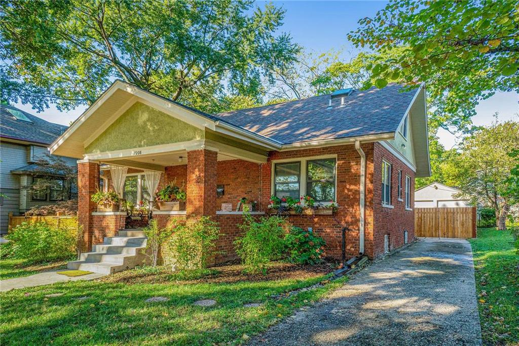 7208 Washington Street Property Photo - Kansas City, MO real estate listing