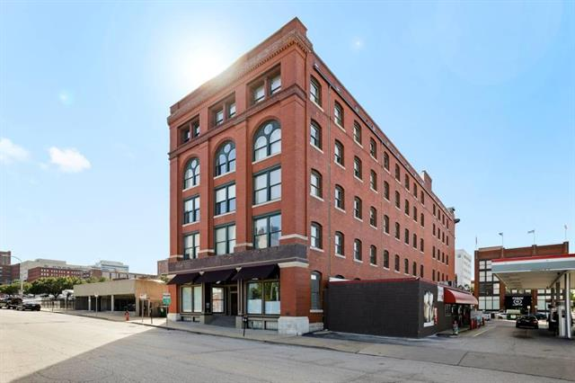 609 Central Street #1108 Property Photo - Kansas City, MO real estate listing