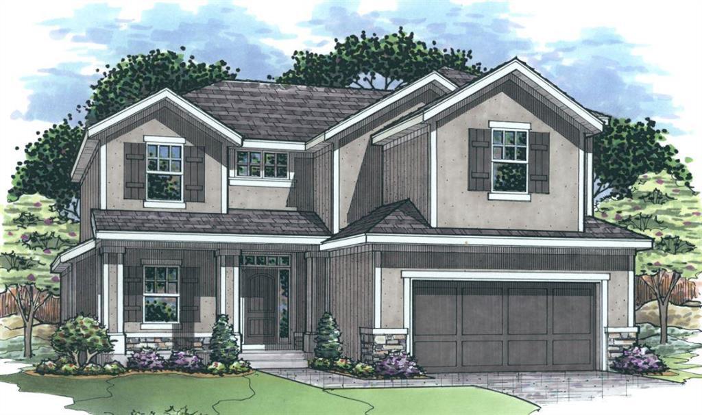 24313 W 91st Terrace Property Photo