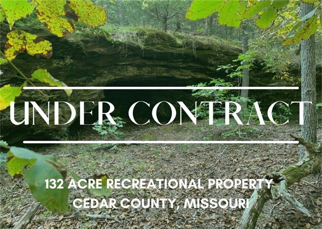 W Highway Property Photo - El Dorado Springs, MO real estate listing