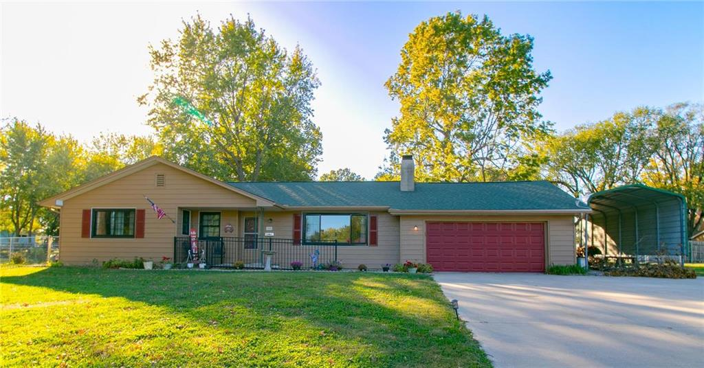 1406 S Main Street Property Photo - Holden, MO real estate listing