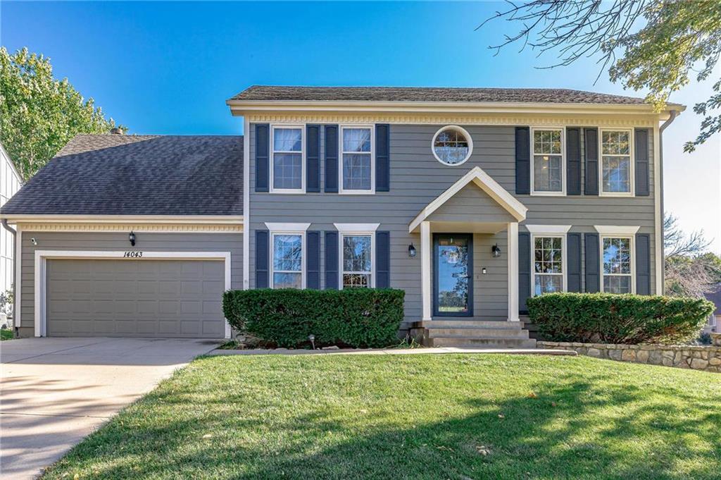 14043 W 113th Street Property Photo - Lenexa, KS real estate listing