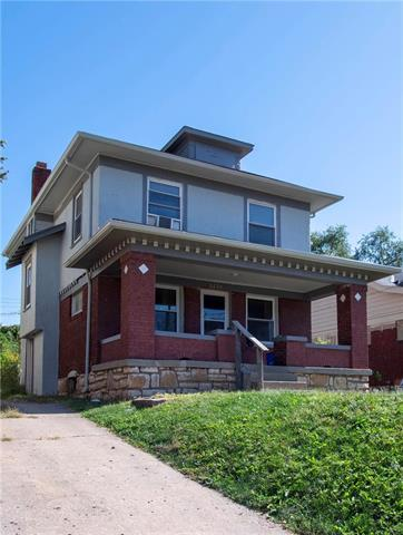 5225 Euclid Avenue Property Photo - Kansas City, MO real estate listing