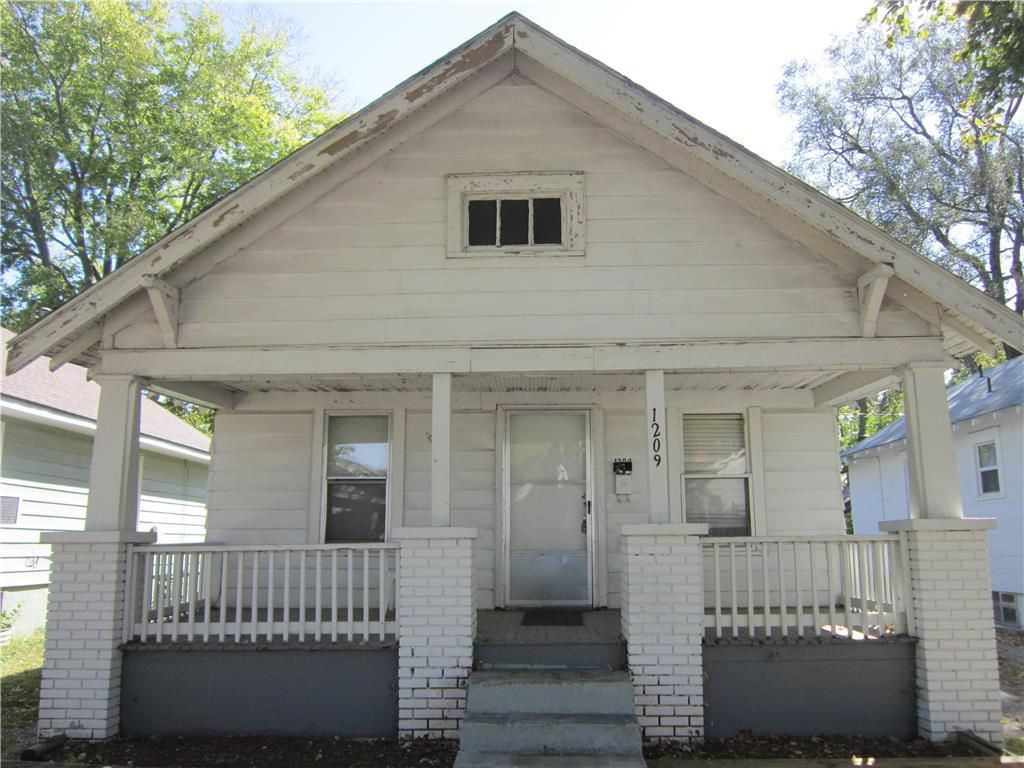 1209 E 22nd Avenue Property Photo - North Kansas City, MO real estate listing