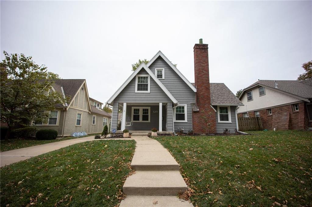 125 E 70th Street Property Photo - Kansas City, MO real estate listing