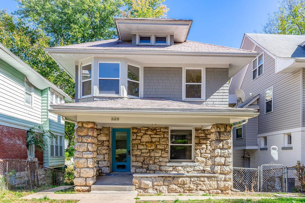 329 Spruce Street Property Photo - Kansas City, MO real estate listing