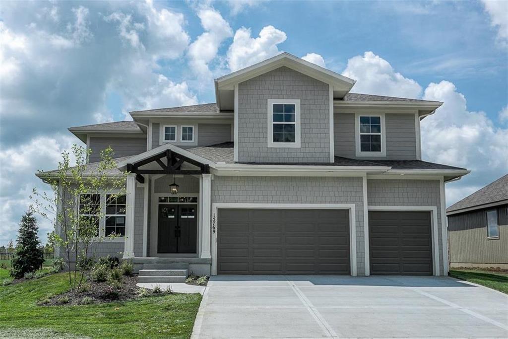 15272 W 171st Terrace Property Photo - Olathe, KS real estate listing