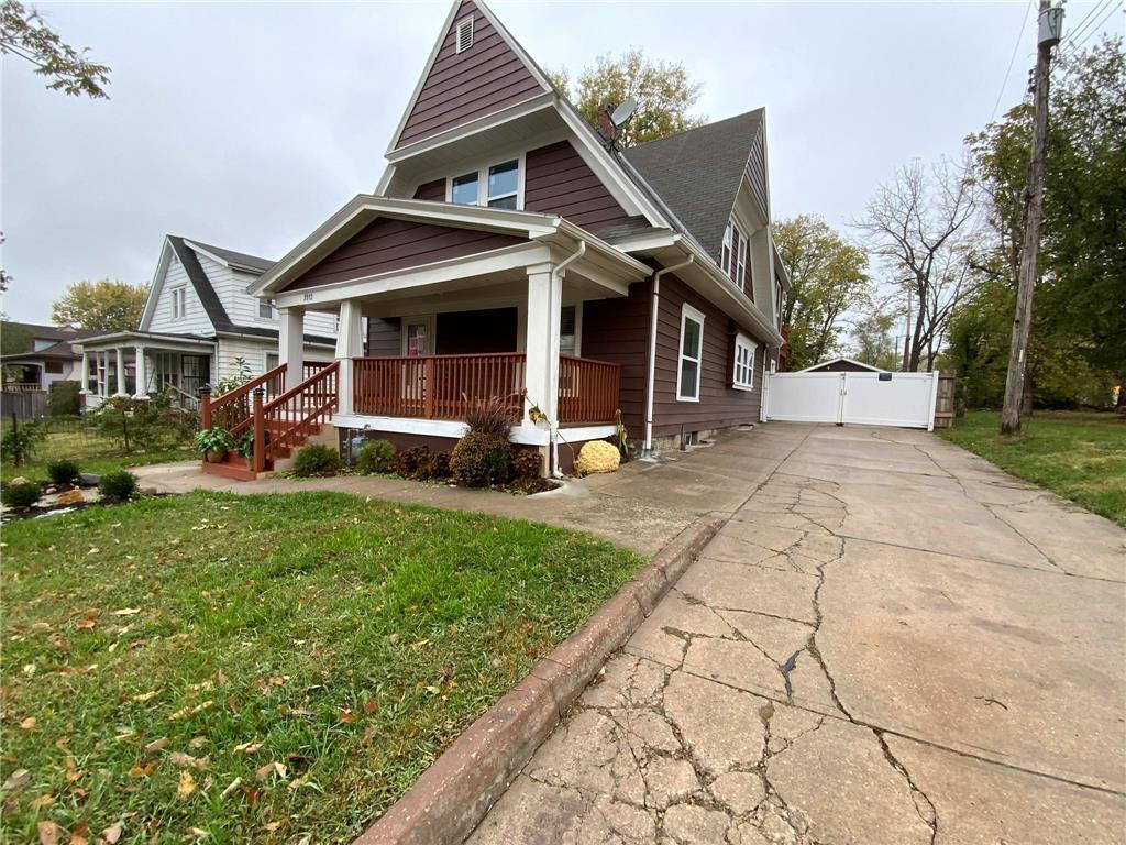 1012 Cleveland Avenue Property Photo - Kansas City, KS real estate listing