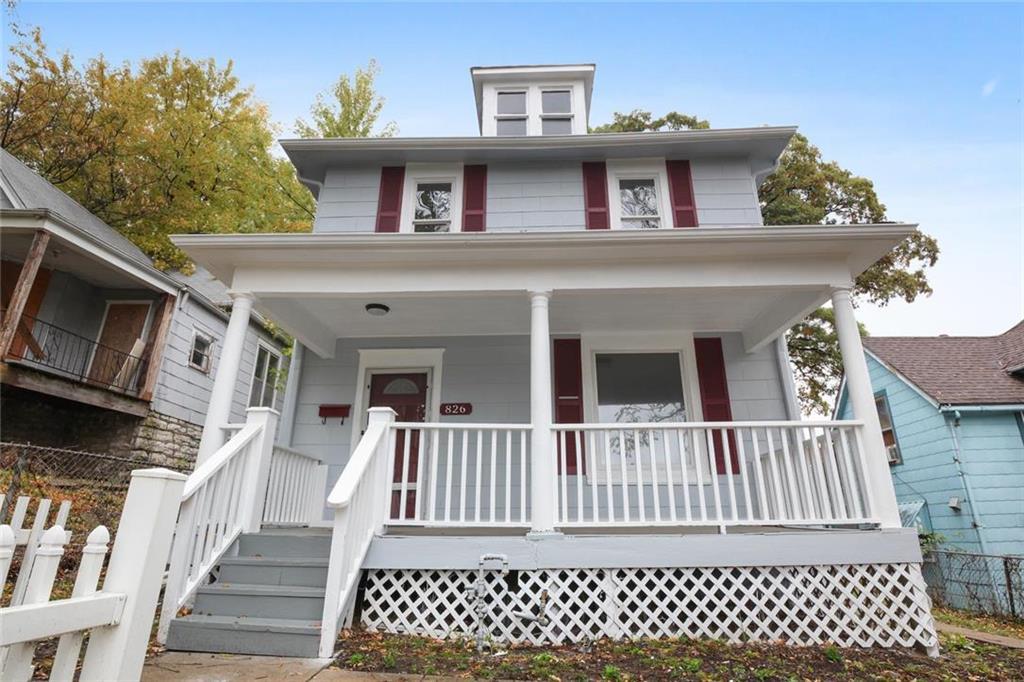 826 Tauromee Avenue Property Photo - Kansas City, KS real estate listing