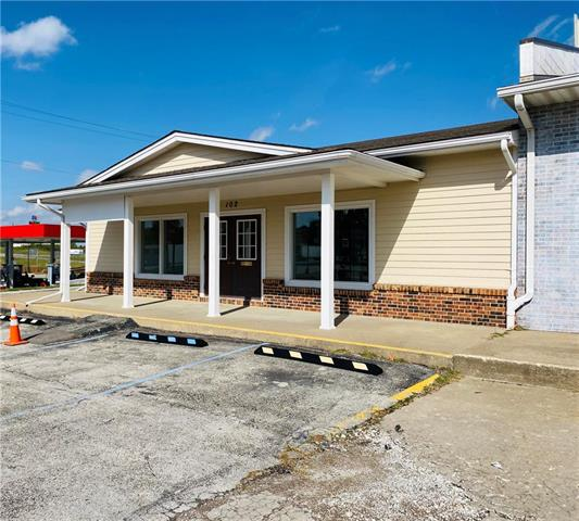 102 NE 2nd Street Property Photo - Concordia, MO real estate listing