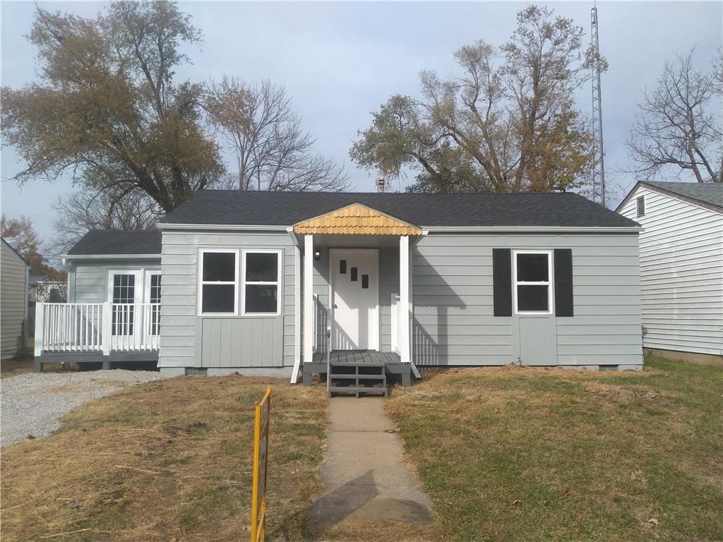 1734 Brown Avenue Property Photo - Osawatomie, KS real estate listing