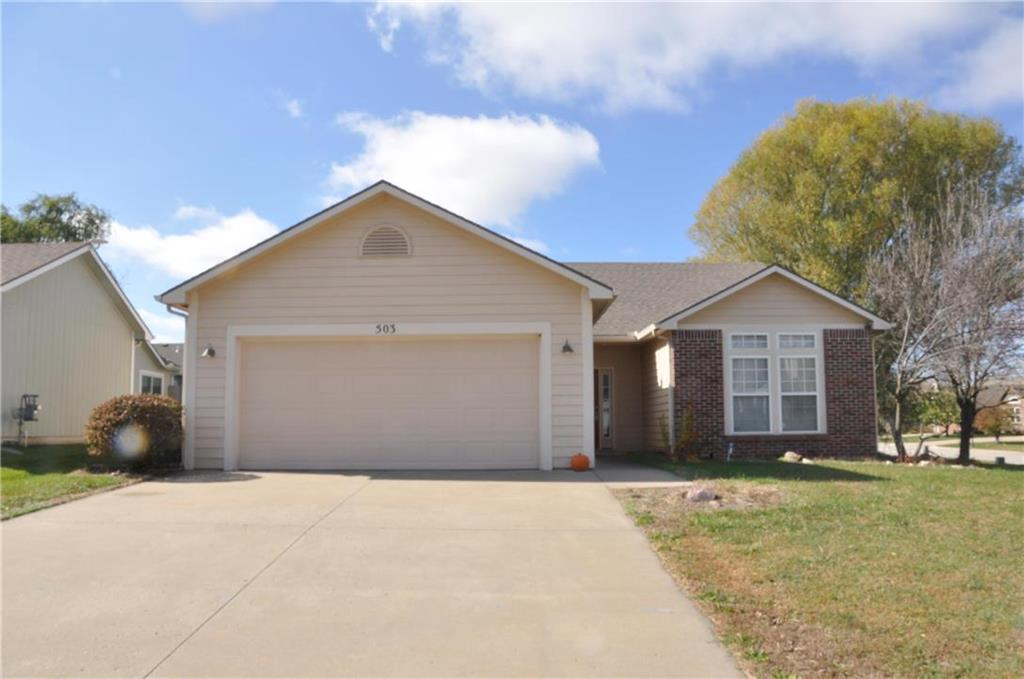 503 Heritage Drive Property Photo - Baldwin City, KS real estate listing